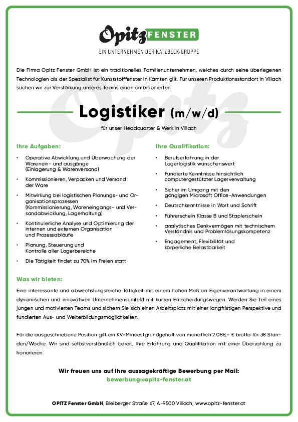 Opitz Logistiker